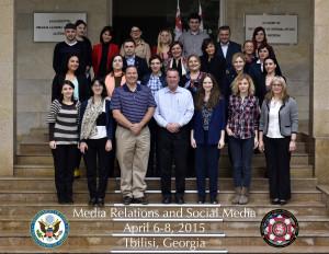 Media Relations April 2015