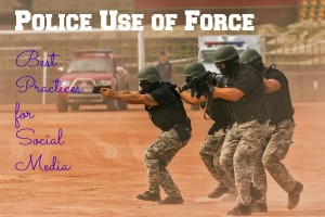 Police Use of Force Cover